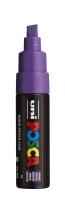 PC8K Posca Marker 8 mm violett