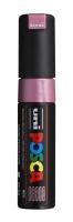 PC8K Posca Marker 8 mm rosa metallic