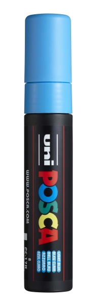 PC17K Posca Marker 15 mm hellblau