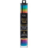 Deco Foil Folie Rainbow 6