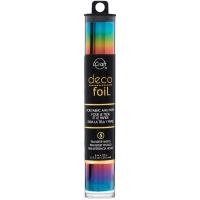 Deco Foil Folie Rainbow 15cm