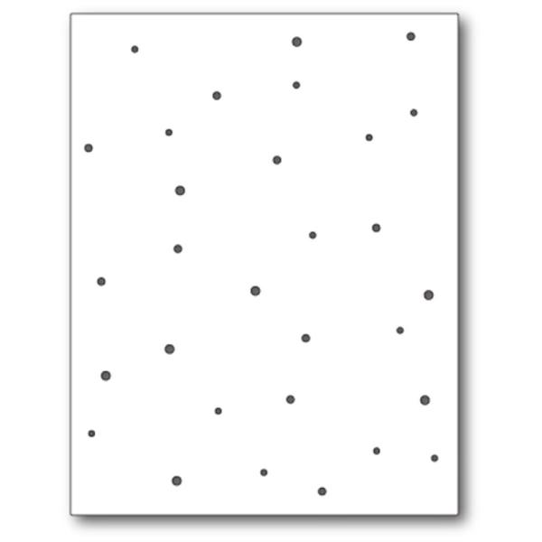 Memory Box Stanze - Spreckled Background