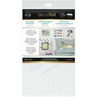Deco Foil Iron On Adhesive