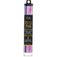 Deco Foil Folie Amethyst Watercolor 6