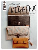 Buch Nähen mit Vegatex