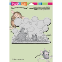 Stampendous Cling Stempel - House Mouse Amanda & Monica