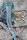 Farbenmix Webband Möwen grau