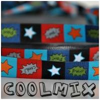 Farbenmix Webband Coolmix