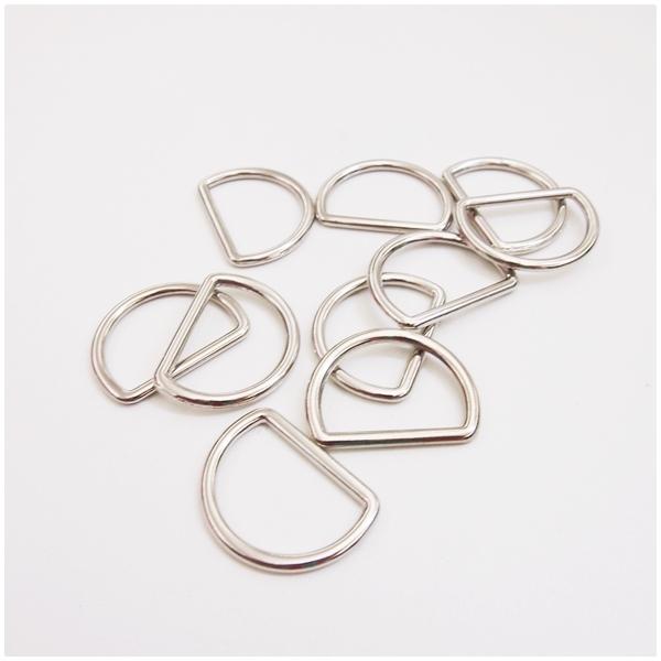 D-Ring geschlossen für 20mm Band