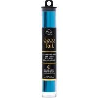 Deco Foil Folie Ocean Blue 15cm