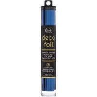 Deco Foil Folie Deep Blue 15cm