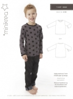 T-Shirt Minikrea Schnittmuster