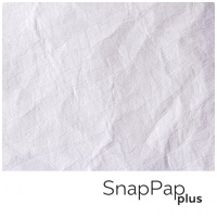 SnapPap Plus, weiss, 50x150 cm