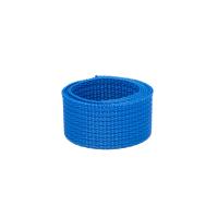 Poly Gurtband 25mm Hellblau