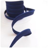 elastische Paspel, marine