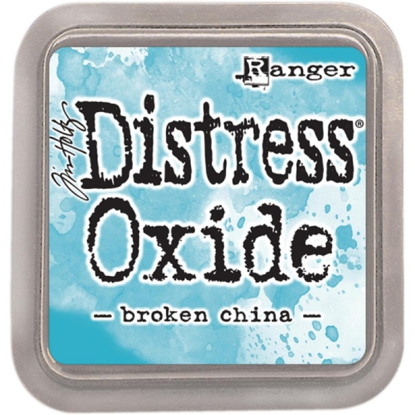 Distress Oxide Stempelkissen - broken china