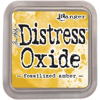 Distress Oxide Stempelkissen - Fossilized Amber