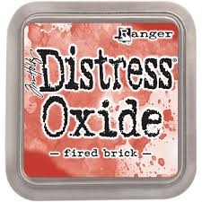 Distress Oxide Stempelkissen - fired brick
