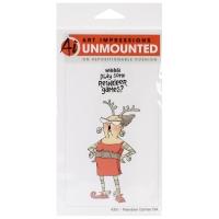 Cling Stempel - Reindeer Games