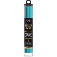 Deco Foil Folie Turquoise Matt 15cm