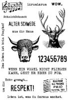 Clear Stamp - Alter Schwede