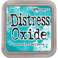 Distress Oxide Stempelkissen - Peacock Feathers