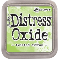Distress Oxide Stempelkissen - twisted citron