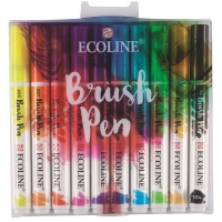 Ecoline Brush Pen Set 10