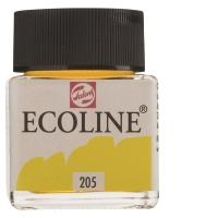 Ecoline 30ml Zitronengelb 205