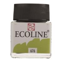 Ecoline 30ml Grasgrün 676