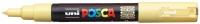 PC1M Posca Marker 0.7 mm strohgelb