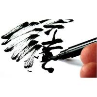 Pinselstift Pocket Brush Pen schwarz