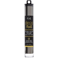Deco Foil Folie Pewter 6