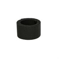 Poly Gurtband 30mm Schwarz