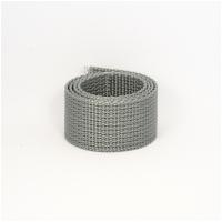 Poly Gurtband 40mm Hellgrau