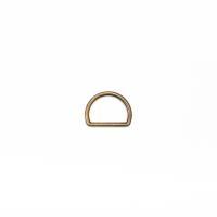 D-Ring geschlossen 20mm altmessing