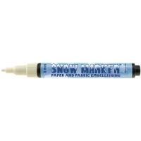 Snow Marker weiss