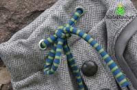 Farbenmix Stylefilz 20x30 cm