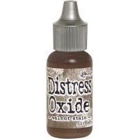 Distress Oxide Auffüller - Walnut Stain