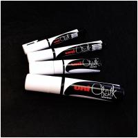 POSCA Chalk Marker 8mm - weiss