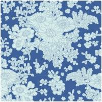 Tilda Baumwolle Sunkiss Imogen Blue
