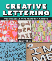 Buch - Creative Lettering