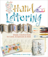 Buch - Hand Lettering