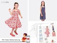 Pattydoo Schnittmuster Kinderkleid LENI