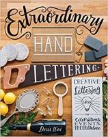 Buch - Extraordinary Handlettering