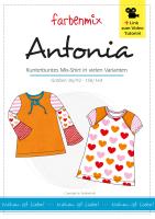 Antonia Mix Shirt Farbenmix Schnittmuster