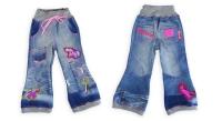 Dortje Jeans- und Basichose Farbenmix Schnittmuster
