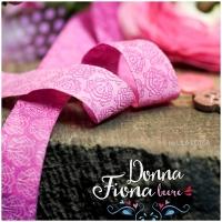 Farbenmix Webband Donna Fiona beere