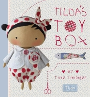 Buch - Tildas Toy Box