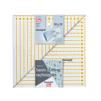 Prym Patchwork Lineal Square 20x20cm